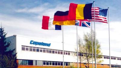 Copeland - Штаб квартира в Европе